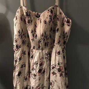 Torrid Watercolor Dress